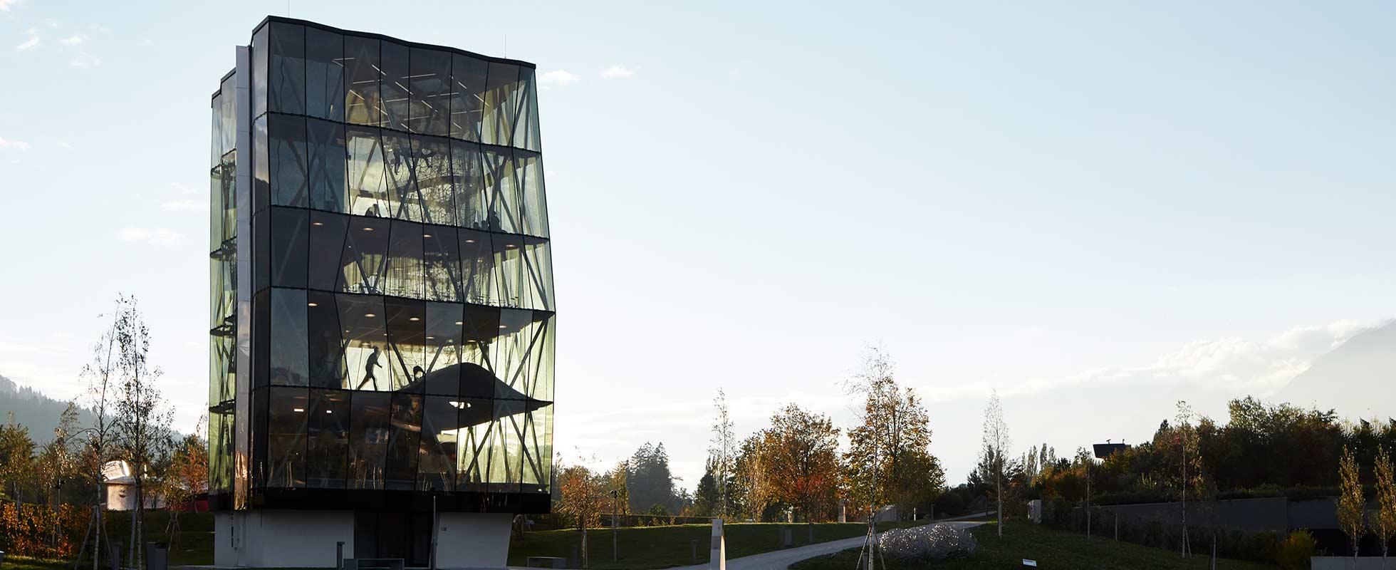 Der spielturm for Architektur 1960