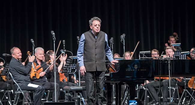 TIROL KLINGT – <br/>NACH PHILIP GLASS