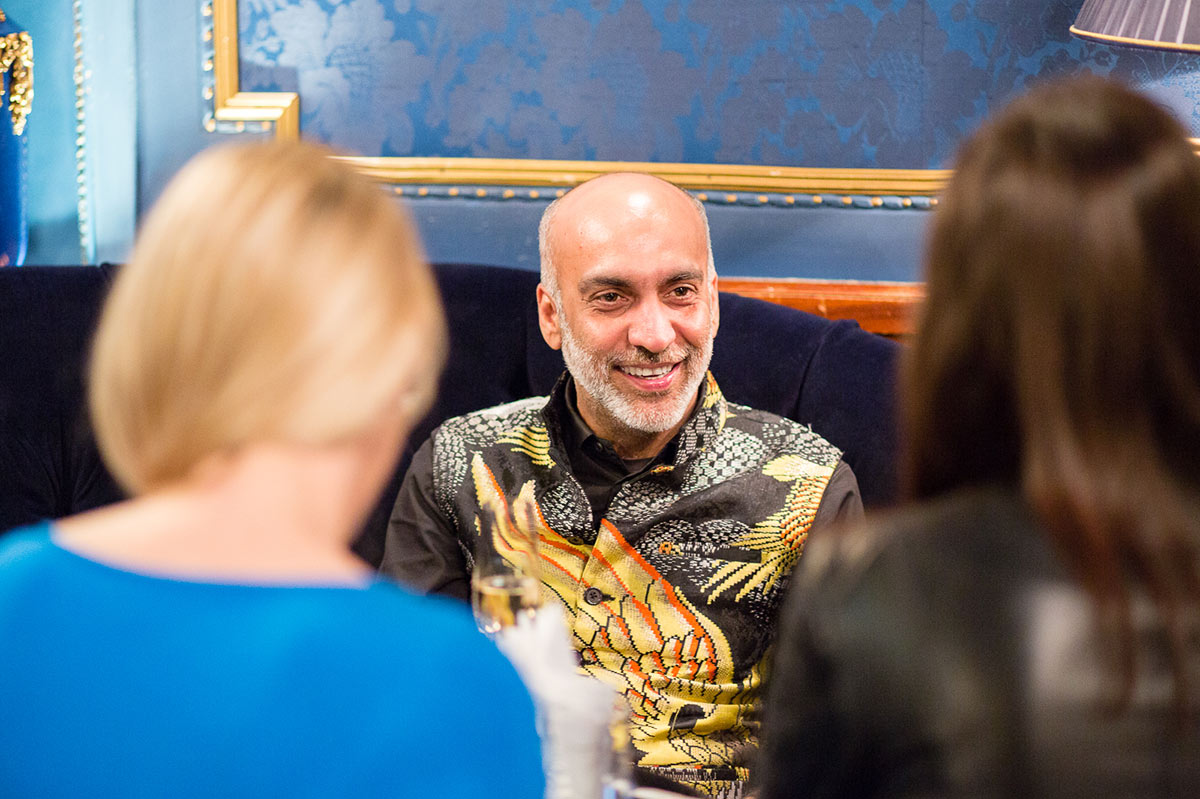 Manish Arora im Interview