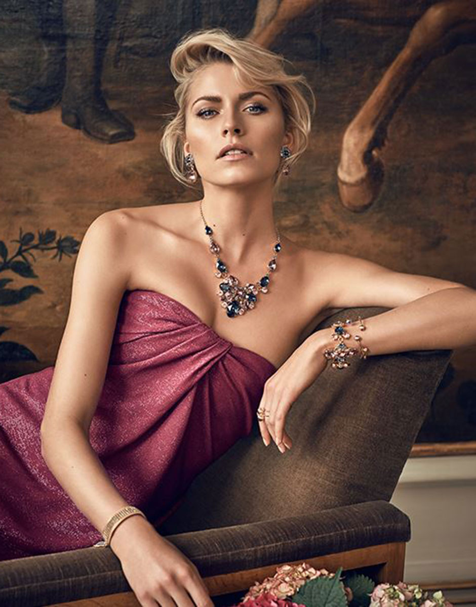 Lena Gercke for Cadenzza