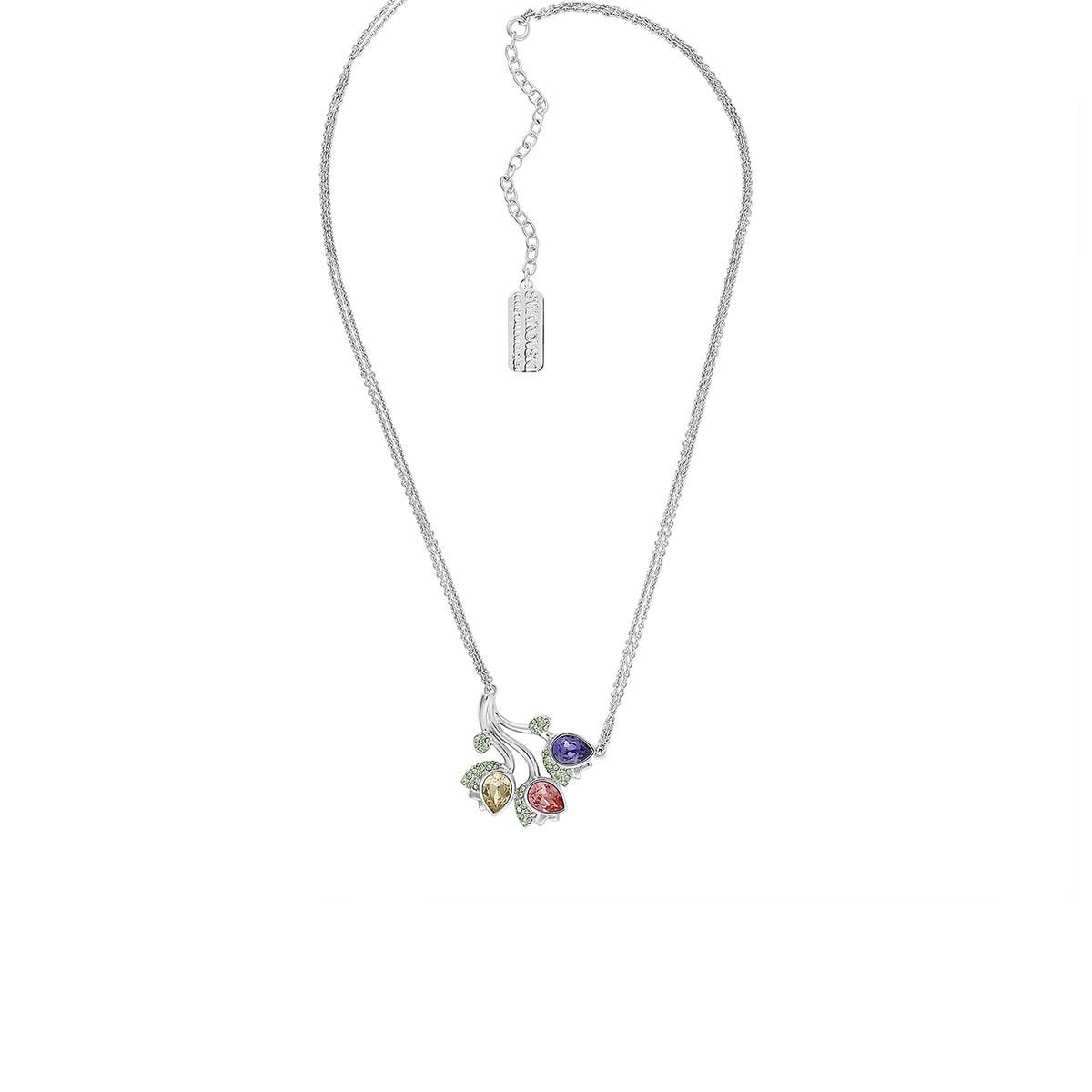 Swarovski Kristallwelten Souvenir Jewelry Note Earrings Article Nr  90
