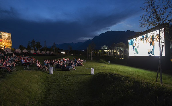Lichtspiele Sommerkino Open-Air