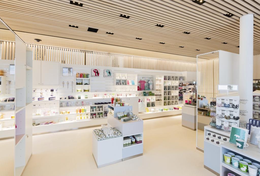 Souvenir shop for Interior design innsbruck