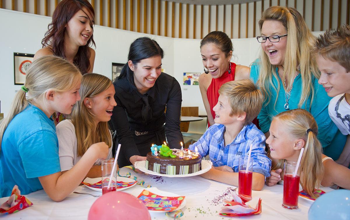 Geburtstagsprogramme