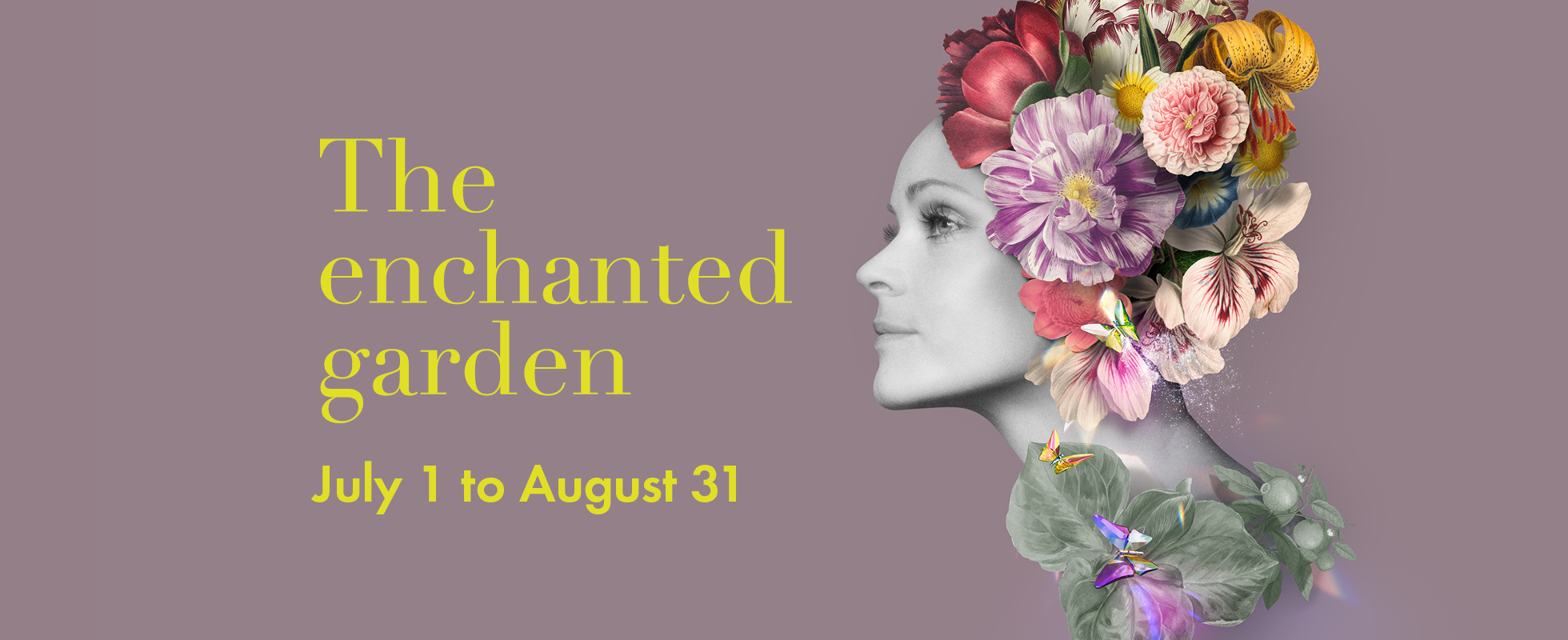 "Summer festival ""Enchanted garden"""