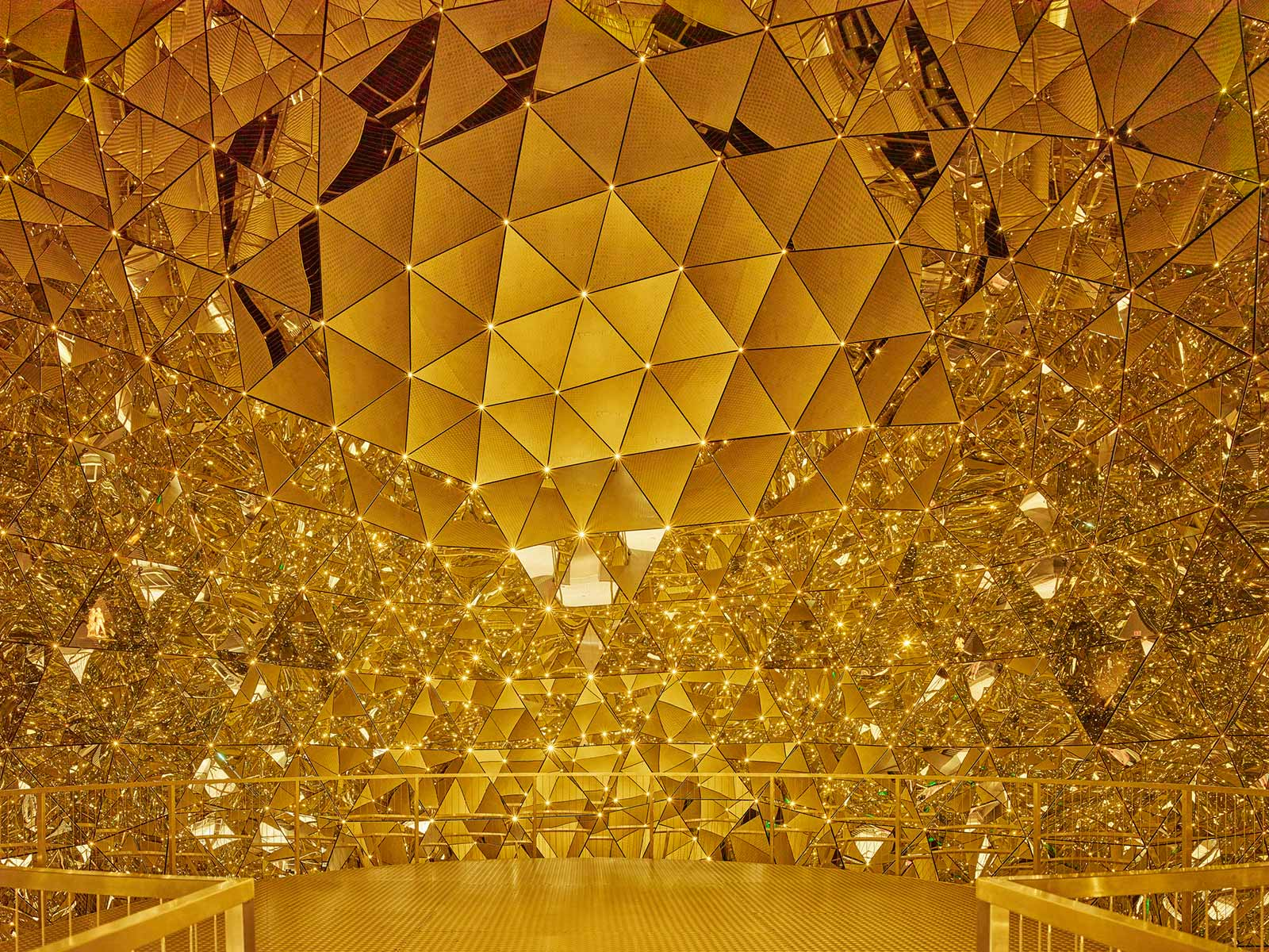 Swarovski Exhibition