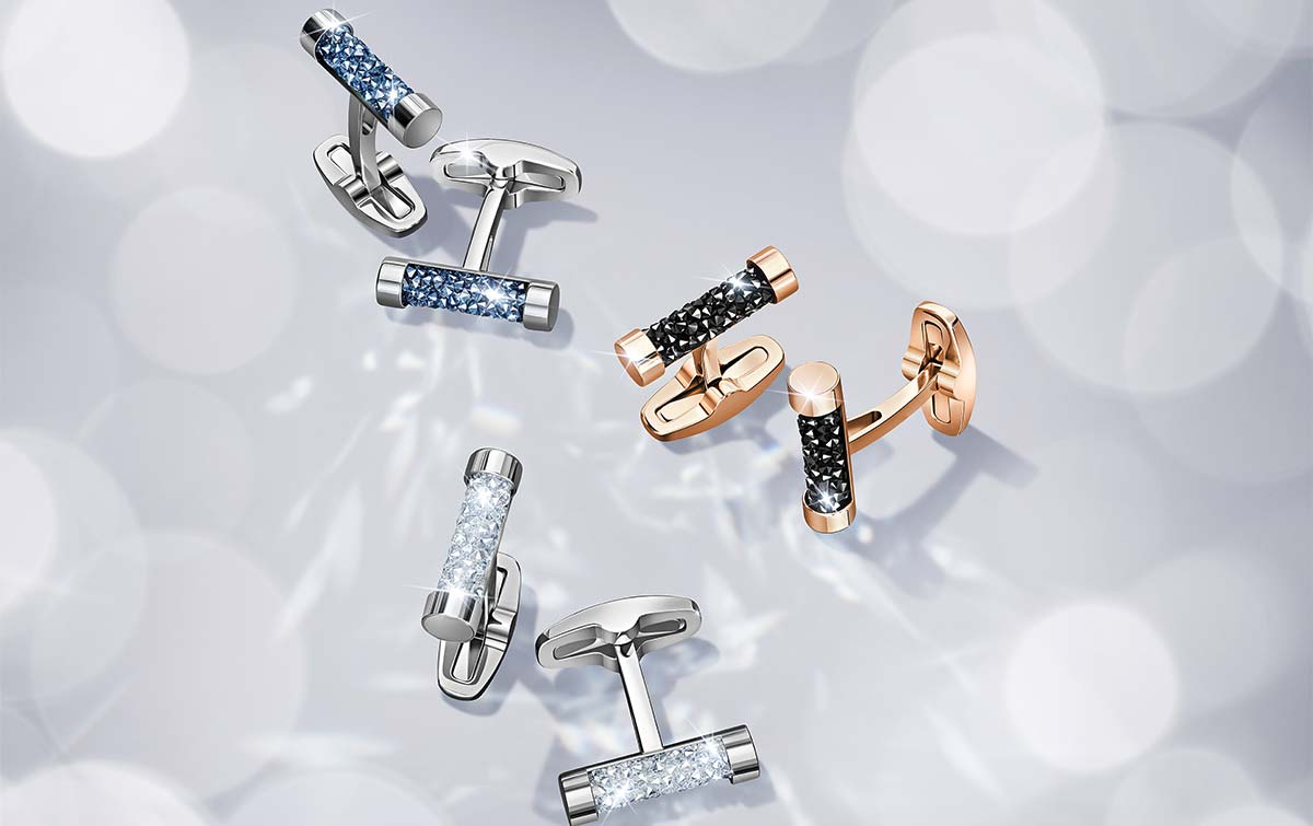 Swarovski jewelry for men