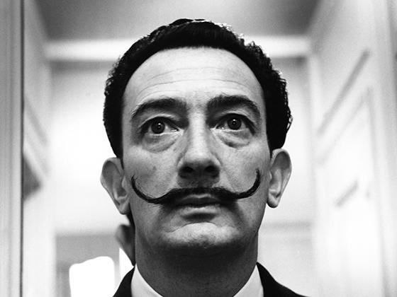 Salvador Dalí - Swarovski