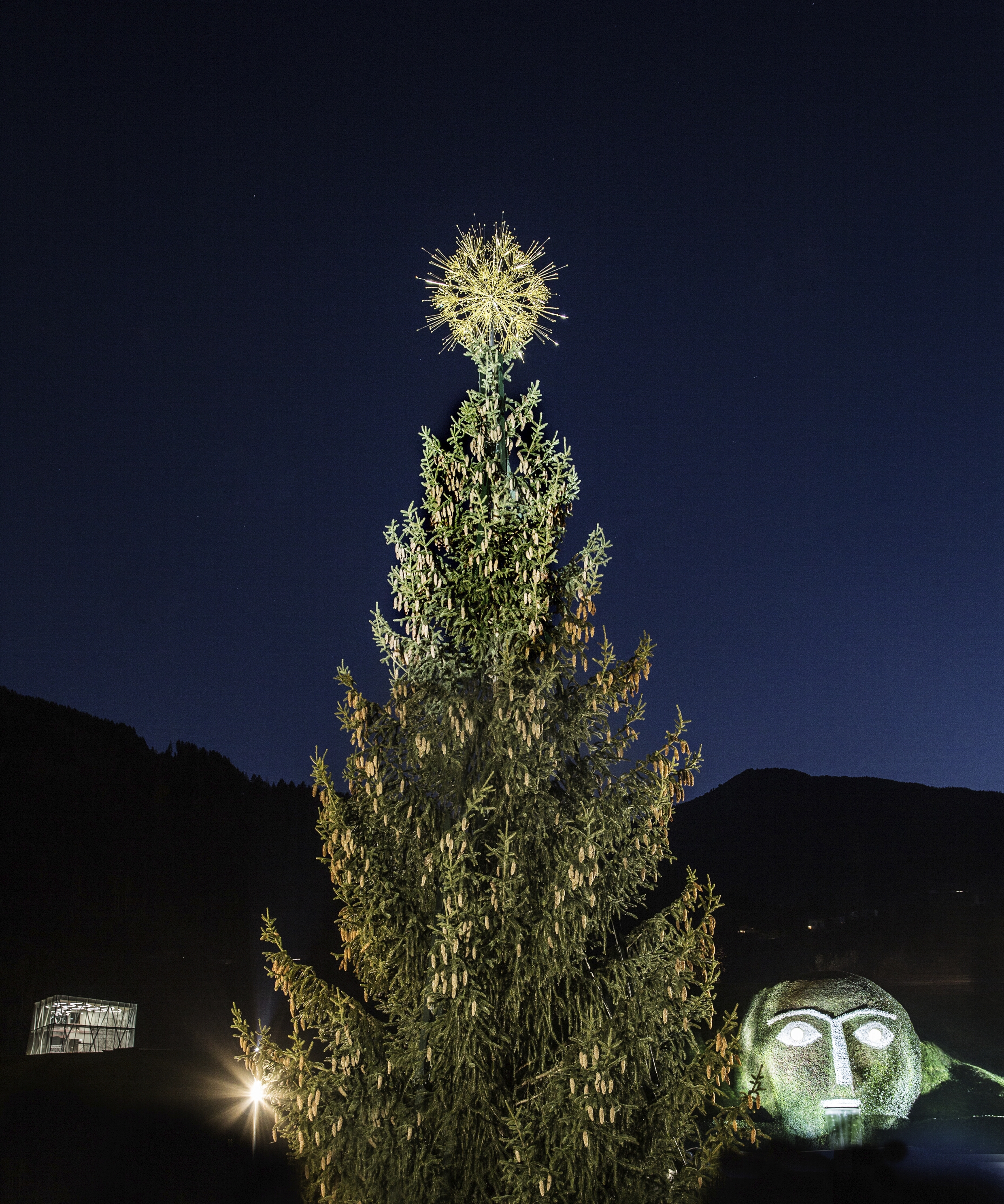 Christmas Tree Swarovski Kristallwelten