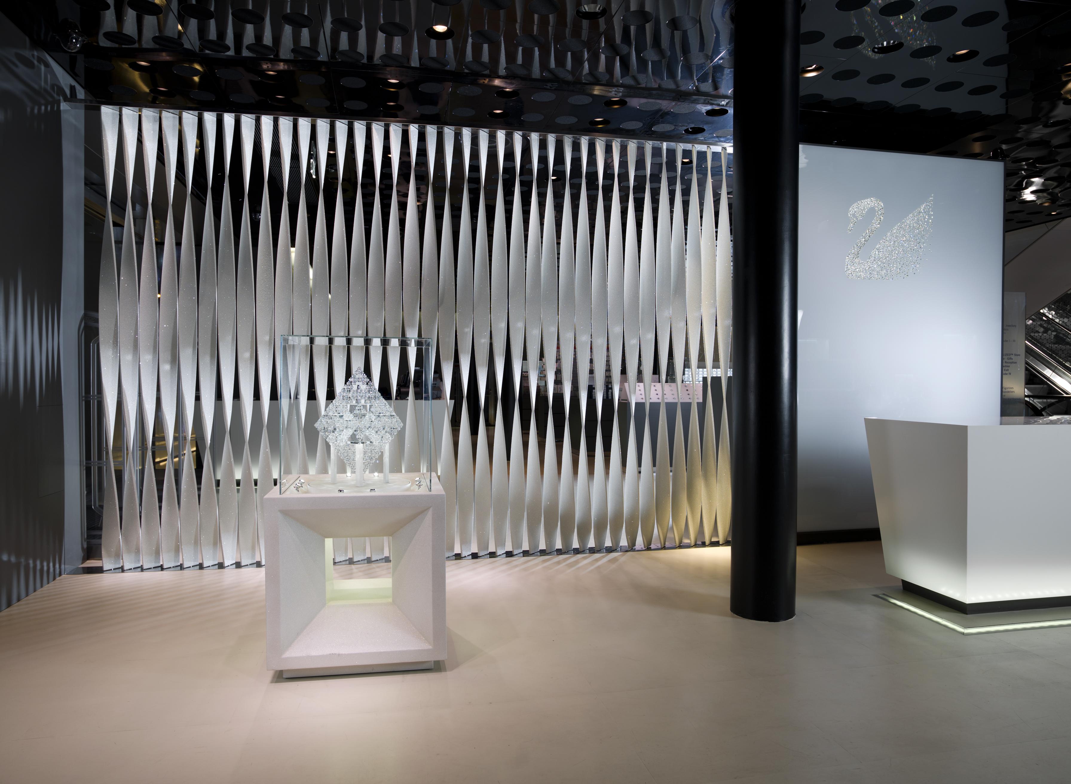 swarovski exhibition - Swarovski Interior Design